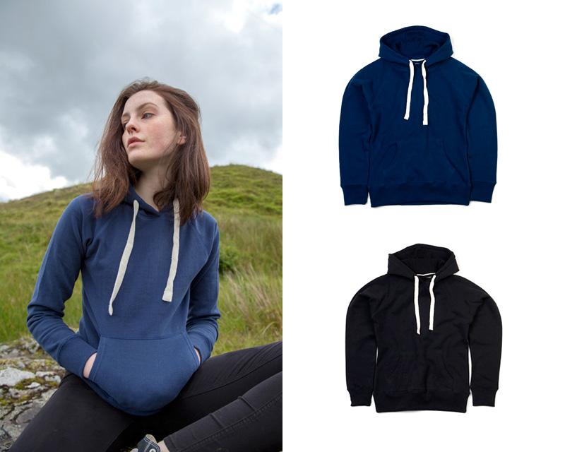Hoodies und Sweatshirts. Siebdruck, Flexdruck oder Flockdruck. In allen Farben und Variationen.